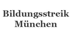 Bildungsstreik-München